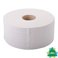 Туалетная бумага Jambo Point серая 100м