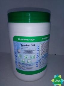 Дезинфицирующее средство Blanidas 300 в таблетках