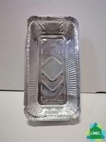 Контейнер из пищевой алюминиевой фольги R62L 217x112мм 900мл 100 шт