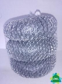 Скребки металлические СПИРО 3шт