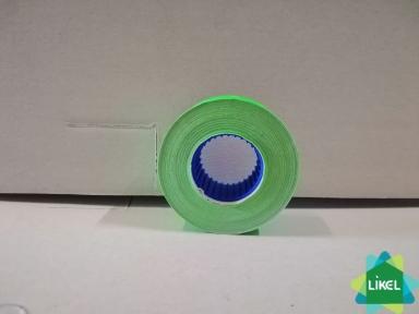 Этикетки-ценники Economix 21х12мм зеленые 1000шт/рул
