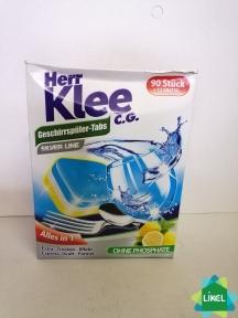 Таблетки для посудомоечных машин KLEE (102 шт)