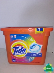 Капсули для стирки Tide  Color 23шт