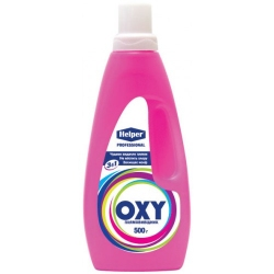 Пятновыводитель HELPER Professional OXY 1л (12 шт/ящ)